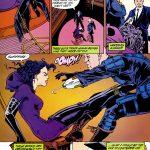 Catwoman breaks free, unmasked