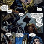 Catwoman blackmailed