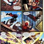 Spider-girl unmasked!