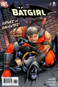 Batgirl in Trouble!