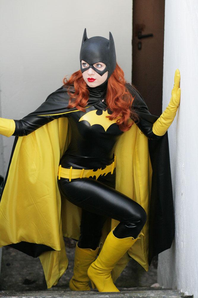 Batgirl Cosplay #5 - Maskripper