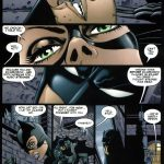 Catwoman tries to unmask Batman