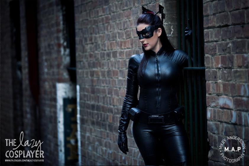 Catwoman Cosplay #6 - Maskripper