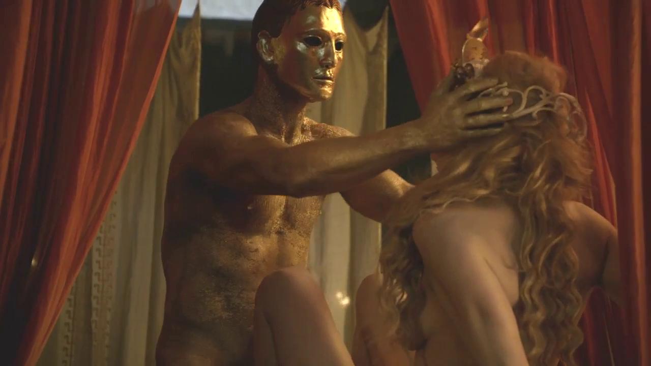 Free spartacus cock scenes