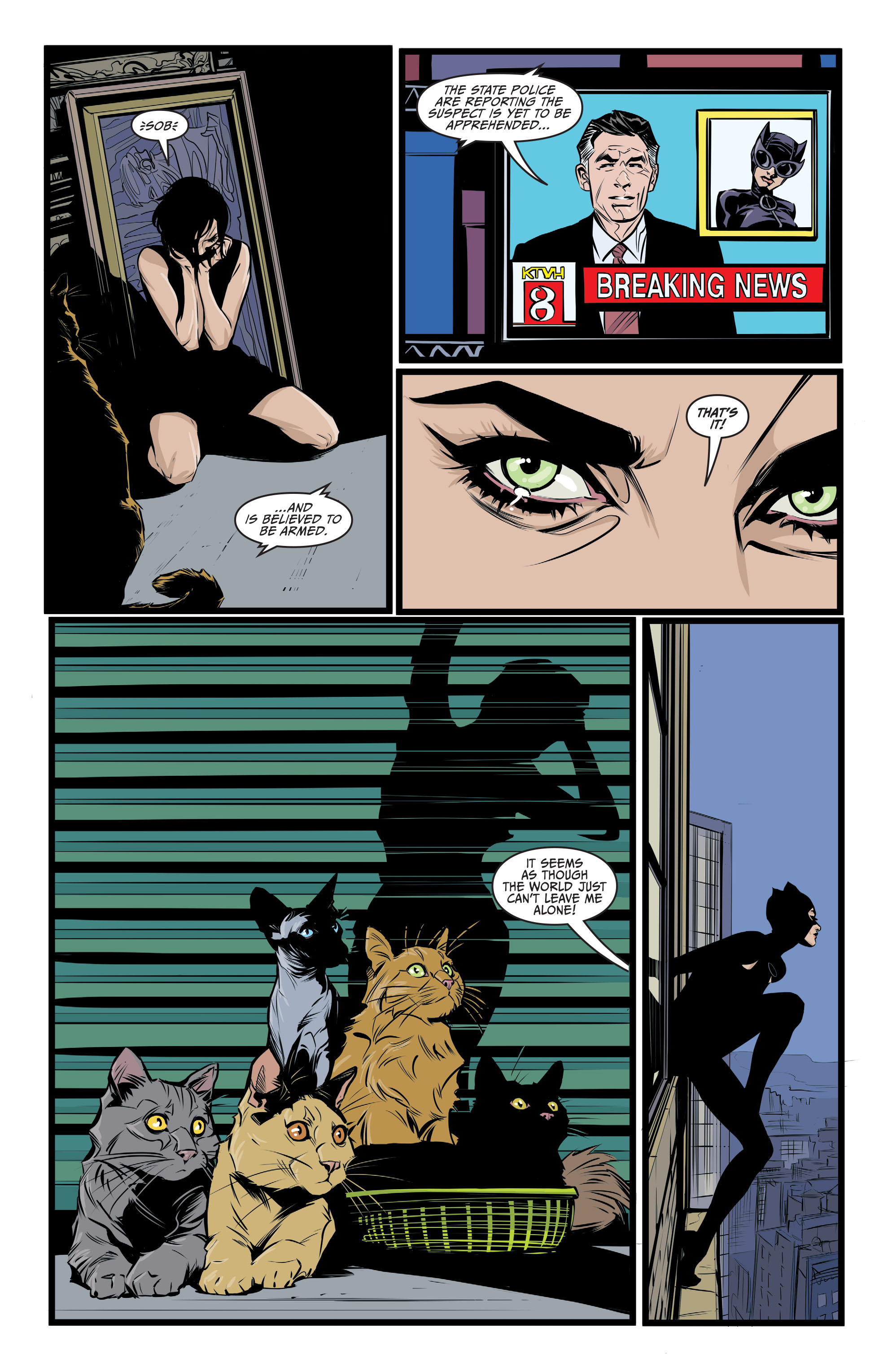 Catwoman (2018-) 001-019