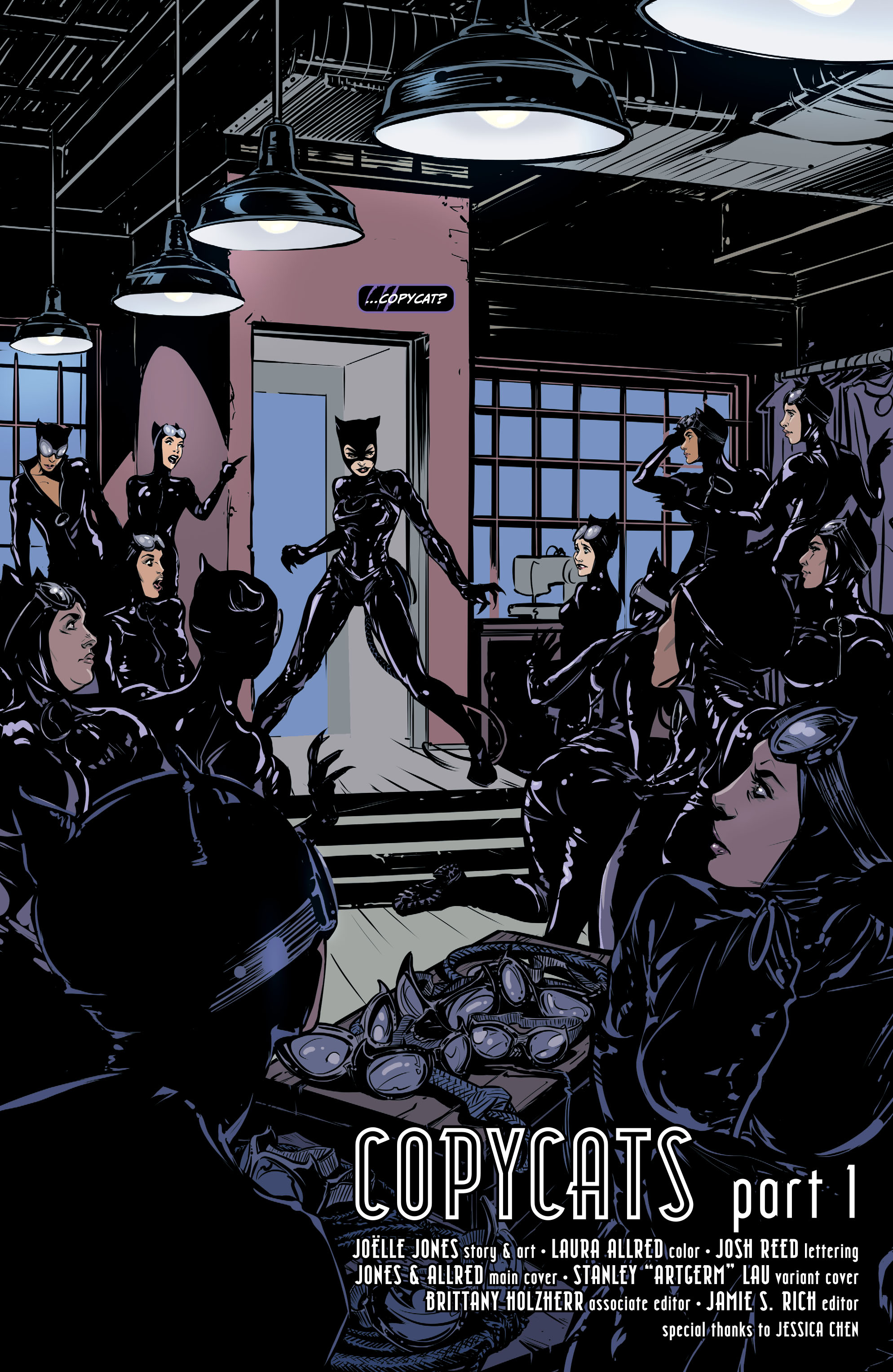Catwoman (2018-) 001-024