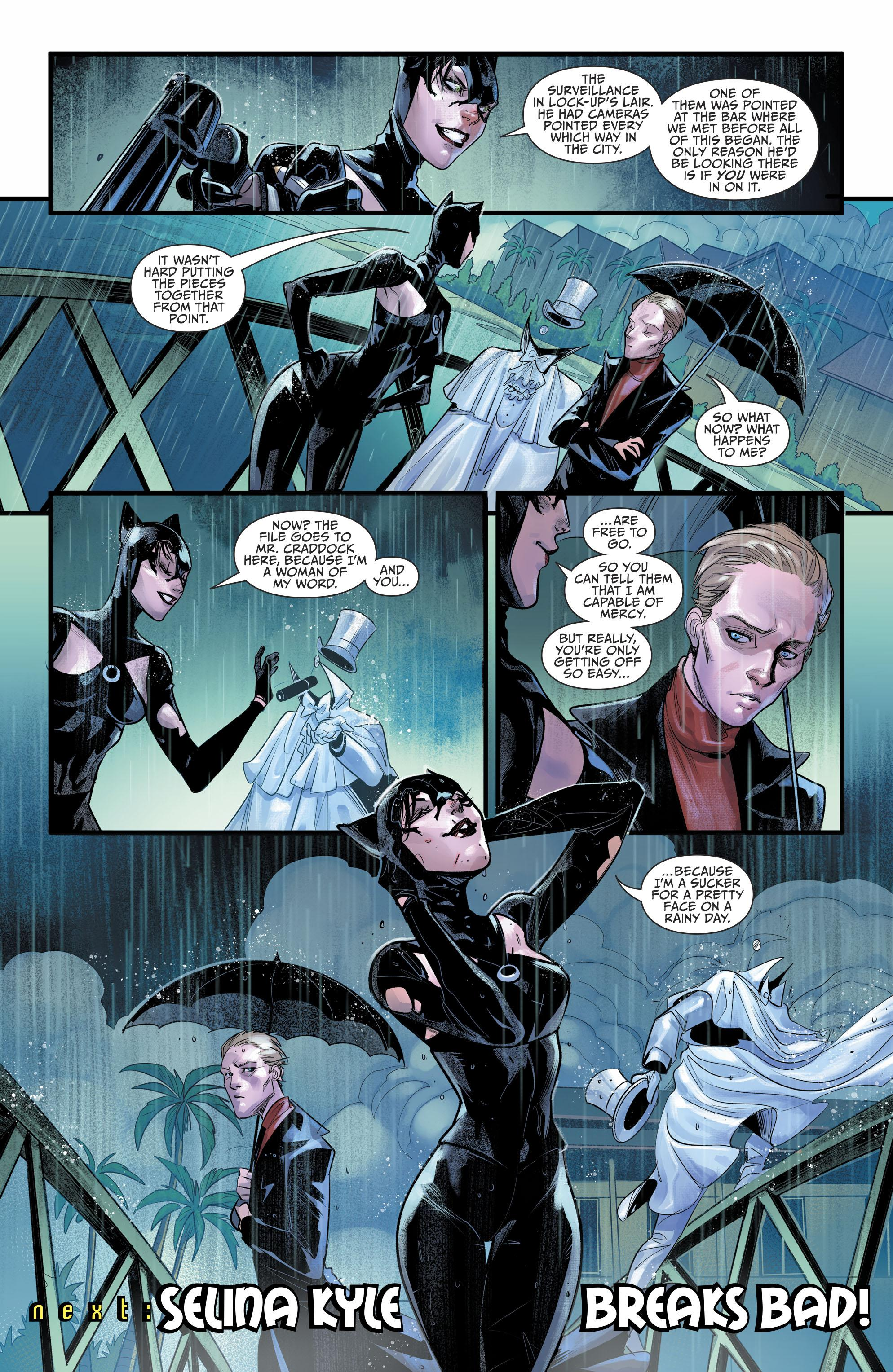 Catwoman 015-023