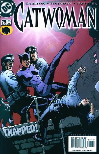 Catwoman 79 cover