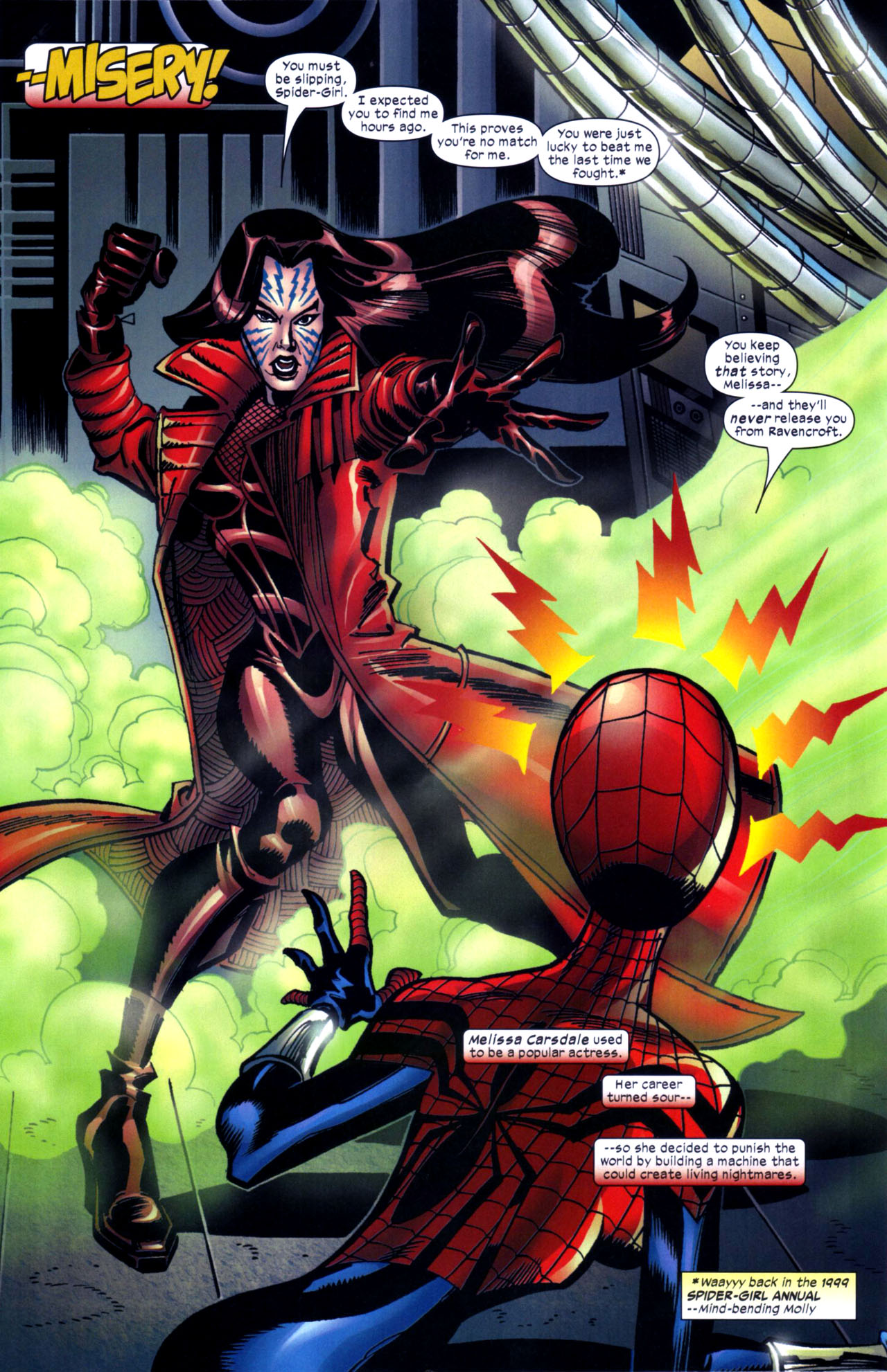 SpiderGirl 90 2